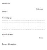 Włoskie Cv I List Motywacyjny Włochy